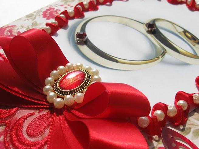Открытки на рубиновую свадьбу родителям